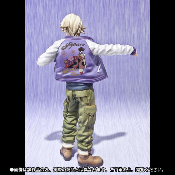 フィギュアーツZERO イワン・カレリン プレミアムバンダイ:魂ウェブ商店限定受注販売 #tigerbunny