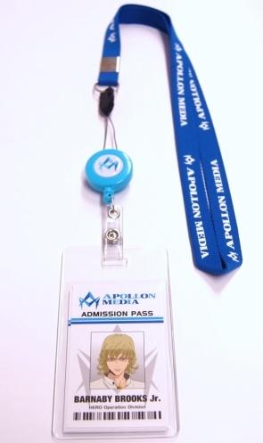 【画像】新アポロンメディアID カードホルダー&社員証セット