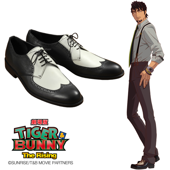 劇場版 TIGER & BUNNY The Rising 虎徹/バーナビー ファッショアイテム