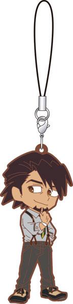 あみあみ新着!劇場版 TIGER & BUNNY -The Rising- ラバーストラップ 虎徹 新作グッズ予約情報