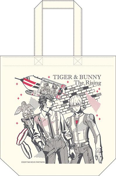 あみあみ新着!劇場版 TIGER & BUNNY -The Rising- トートバッグ